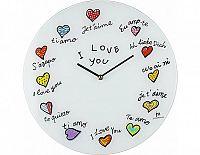 Designové nástěnné hodiny 14871 Lowell 38cm