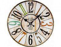 Designové nástěnné hodiny 14878 Lowell 34cm
