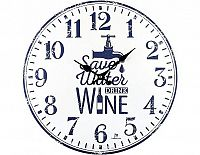 Designové nástěnné hodiny 21509 Lowell 40cm