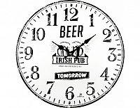 Designové nástěnné hodiny 21510 Lowell 40cm