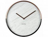 Designové nástěnné hodiny 5605WH Karlsson 30cm