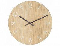 Designové nástěnné hodiny 5619WD Karlsson 40cm