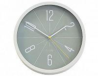 Designové nástěnné hodiny CL0293 Fisura 30cm