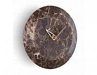 Designové nástěnné hodiny Nomon Bari S Emperador 24cm