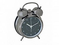 Designový budík 5112zw Nextime Wake Up 21cm