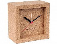 Designový korkový budík 5684 Karlsson 10cm