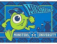 Dětský koberec Monsters University 02