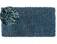 Koberec Shaggy modrý 090