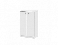 Koupelnová bílá skříňka GALENA SI06
