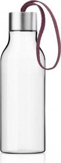 Láhev na pití 0,7l, burgundy, 505006 eva solo