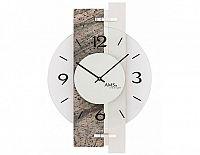Nástěnné hodiny 9558 AMS 40cm