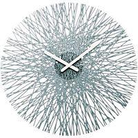 Nástěnné hodiny Silk - Koziol