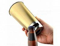 Nerezový nápojový kelímek ASOBU s otvírákem 550ml