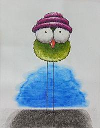 Obraz - Přišla zima