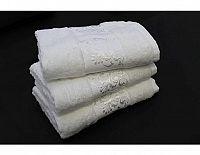Ručník Bambu bílý