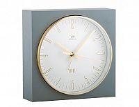 Stolní hodiny s funkci budíku JA7070G Lowell 16cm