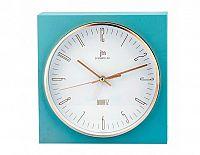 Stolní hodiny s funkci budíku JA7070V Lowell 16cm