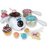 Temperovací stroj na čokoládu a 3 misky - PME