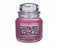 Vonná svíčka ve skle Fialky-Violet Blossom, 16oz