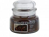 Vonná svíčka ve skle Zrnková káva-Coffee Bean, 11oz
