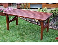 Zahradní stůl Rovná