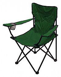 Cattara BARI Židle kempingová skládací zelená