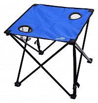 Cattara LISBOA Stůl kempingový skládací modrý