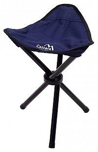 Cattara OSLO Židle kempingová skládací modrá