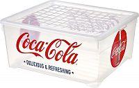 CURVER Box s víkem -10L - COCA COLA R41128