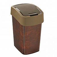 FLIPBIN odpadkový koš 25 l - LATHR CURVER