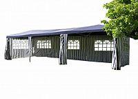 Garthen 407 Zahradní stan - modrý, 3 x 9 m