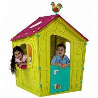 Keter domek Magic Play House zelený