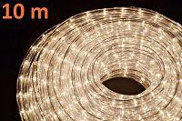 Nexos 2037 Světelný kabel 10 m - teple bílý, 360 žárovek