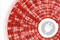 Nexos Trading GmbH & Co. KG 1053 Světelný kabel 20 m - červená, 720 minižárovek