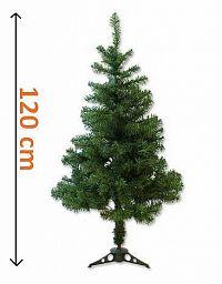 Nexos Trading GmbH & Co. KG 1104 Umělý vánoční strom - tmavě zelený, 1,20 m