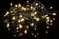 Nexos Trading GmbH & Co. KG 41700 Vánoční LED osvětlení 40 LED - 3,9 m teple bílá + stmívač