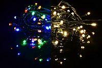 Nexos Trading GmbH & Co. KG 41707 Vánoční světelný řetěz 300 LED - 9 blikajících funkcí - 29,9 m