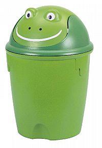 Odpadkový koš Curver Frog 12l