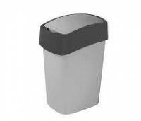 Odpadkový koš FLIPBIN 10l - šedý CURVER