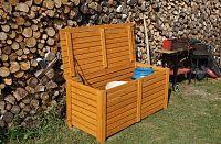 OEM BOX na podušky dřevěný R30150