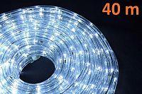 OEM D00582 LED světelný kabel 40 m - studená bílá, 960 diod