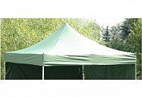 Profi Náhradní střecha na skládací zahradní stan 3 x 3 m - zelená KK-735