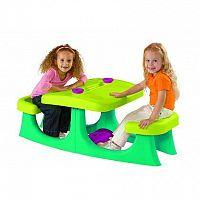 Rojaplast dětský stolek se 2 stoličkami Patio Center