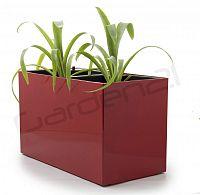Samozavlažovací květináč G21 Combi červený 56cm
