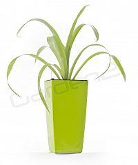 Samozavlažovací květináč G21 Linea mini zelený 26cm