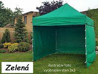 Tradgard PROFI STEEL 56949 Zahradní párty stan 3 x 4,5 - zelená