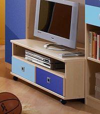 Sunny - TV stolek (námořní modř)