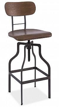 Barová židle DROP