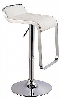 Barová židle KROKUS C-621 bílá