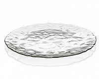 BORMIOLI Talíř skleněný DIAMOND 33 cm